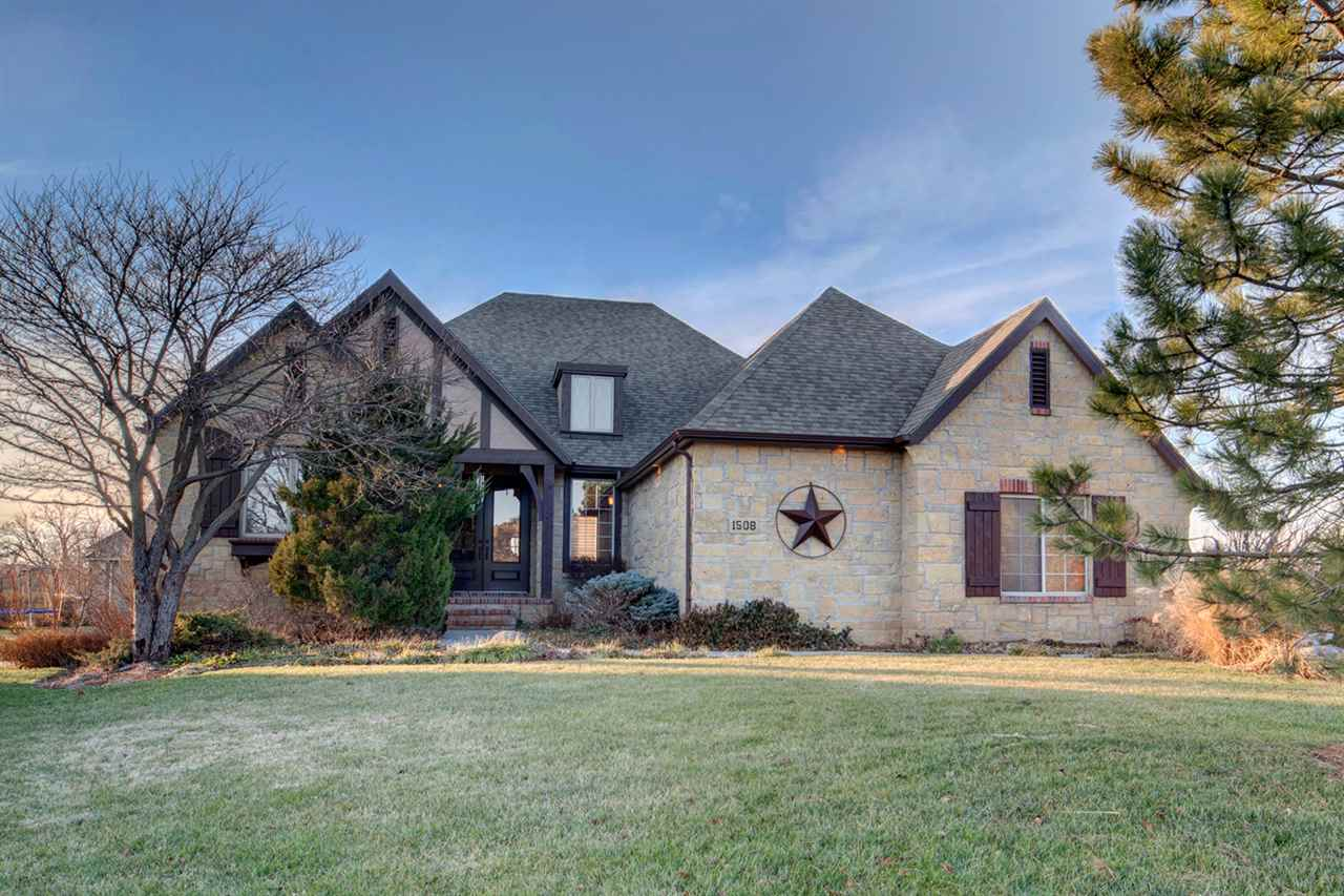 1508 W Chaumont Circle, Andover, KS 67002