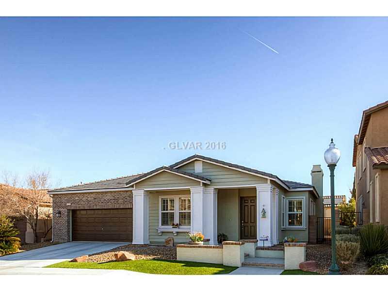 864 WHITE SPARROW ST, Henderson, NV 89052