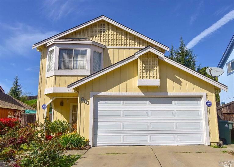 641 New Bedford Drive, Vallejo, CA 94591