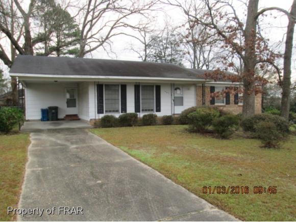 407 BOTANY COURT, Fayetteville, NC 28303