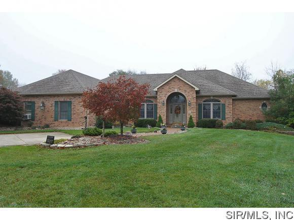 8 EQUESTRIAN COURT SOUTH, Glen Carbon, IL 62034