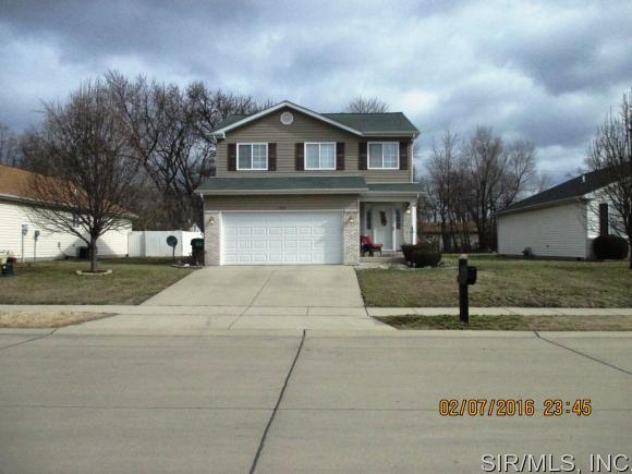 1445 SUTTLE Court, Cahokia, IL 62206