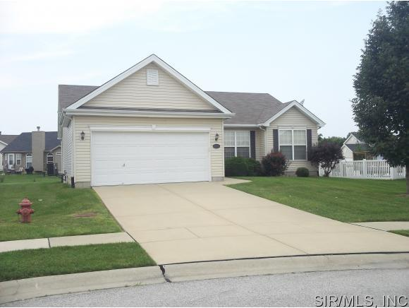 2282 HAVERFORD Court, Maryville, IL 62062