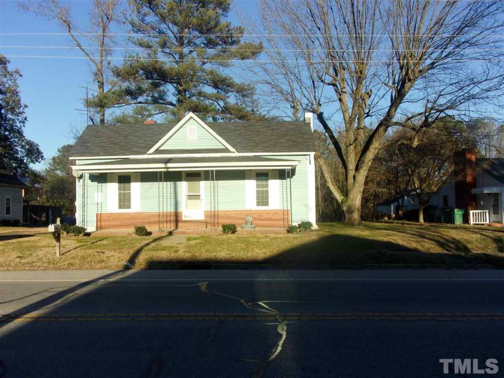 508 W Second Street, Kenly, NC 27542