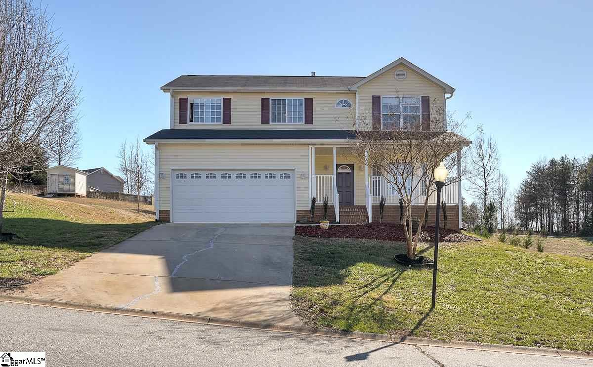 115 Spindleback Way, Greer, SC 29651