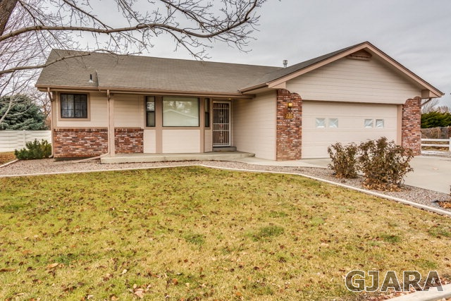 579 Starlight Drive, Grand Junction, CO 81504