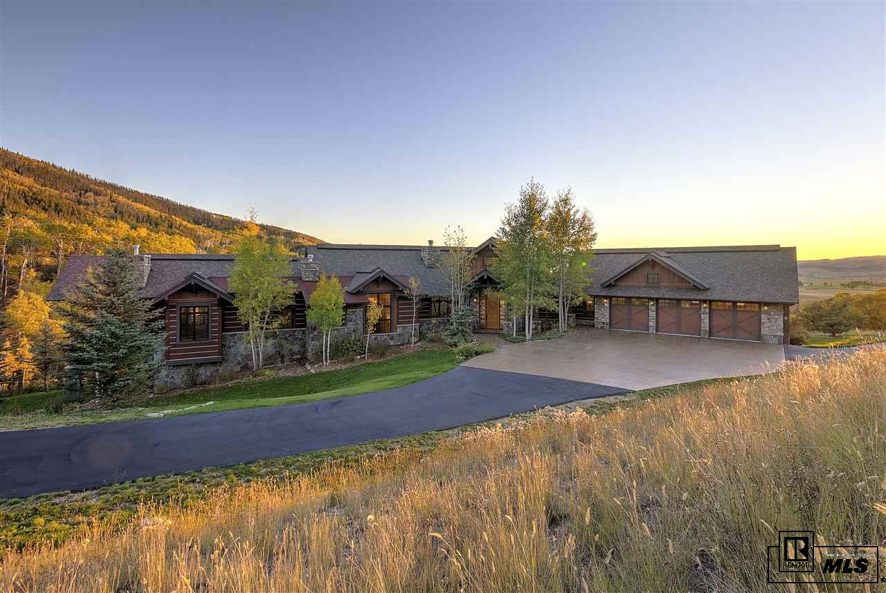 33880 Catamount Drive, Steamboat Springs, CO 80487