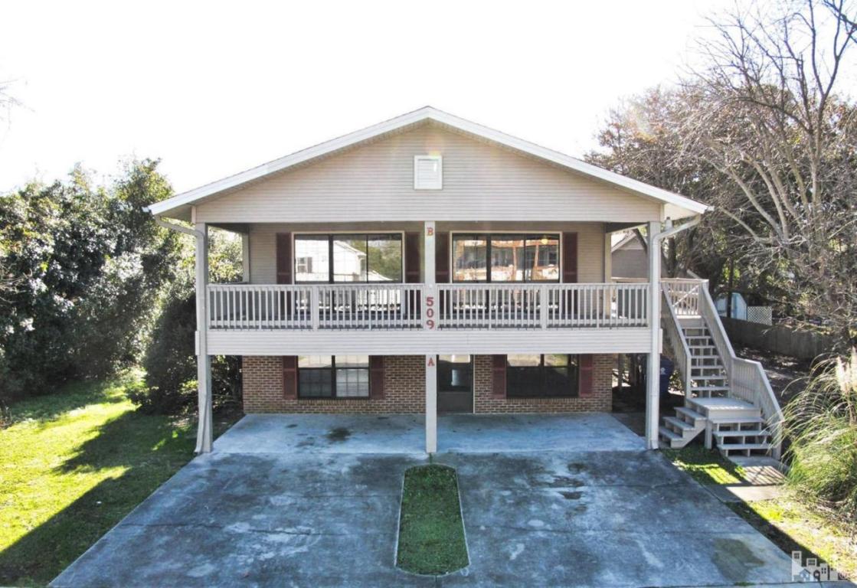 509 Spartanburg Avenue, Carolina Beach, NC 28428