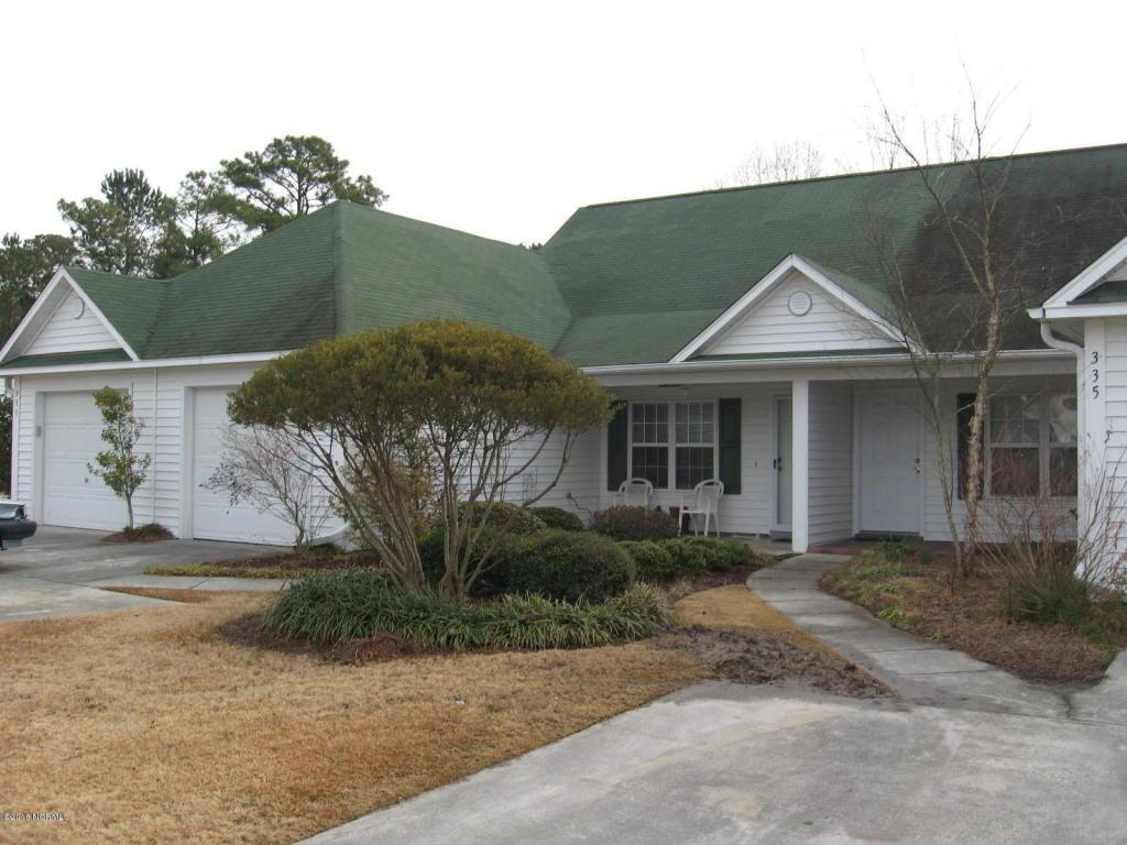333 Emerald Cove Court 15, Wilmington, NC 28409