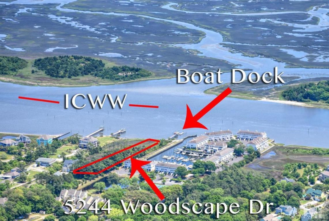 5244 Woodscape Drive, Wilmington, NC 28409