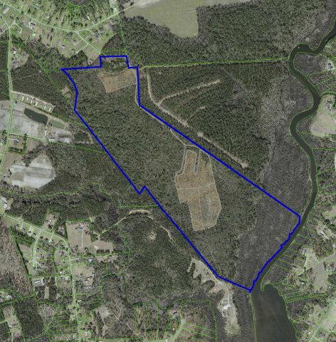 126 GUS HORNE ROAD, Holly Ridge, NC 28445