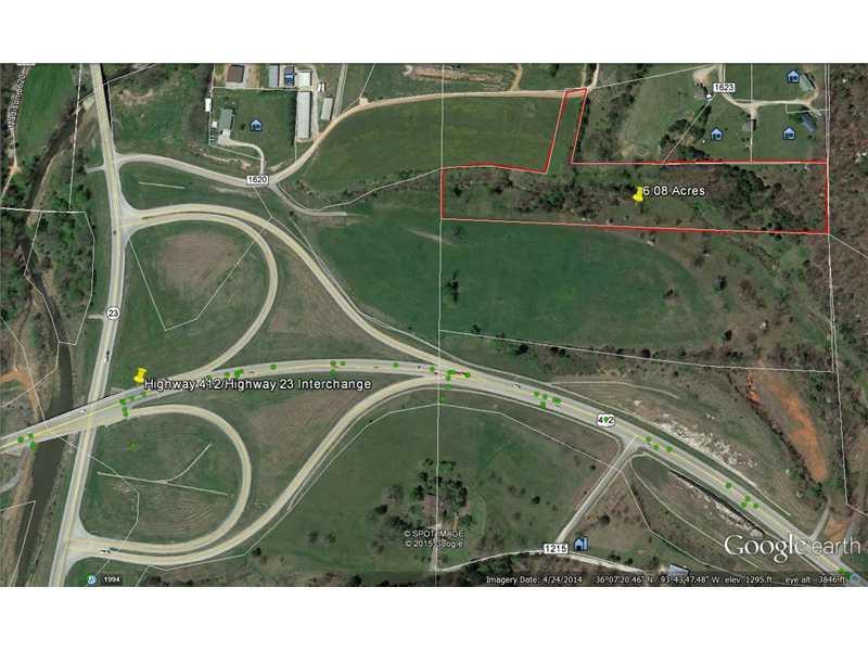 6.08 Acres Madison 1620 ., Huntsville, AR 72740