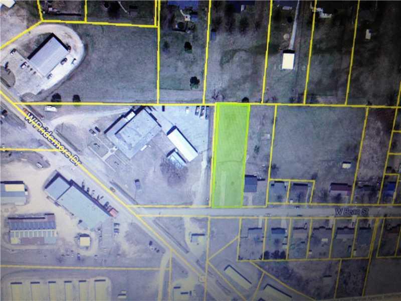 .59 Acres Bean St W, Lincoln, AR 72744