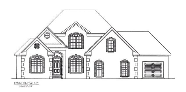 133 Dobson Knob Trail (Lot 25), Nolensville, TN 37135