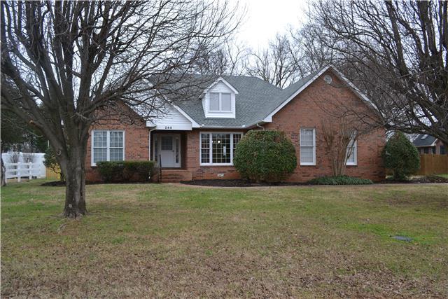 244 Inverness Dr, Murfreesboro, TN 37129