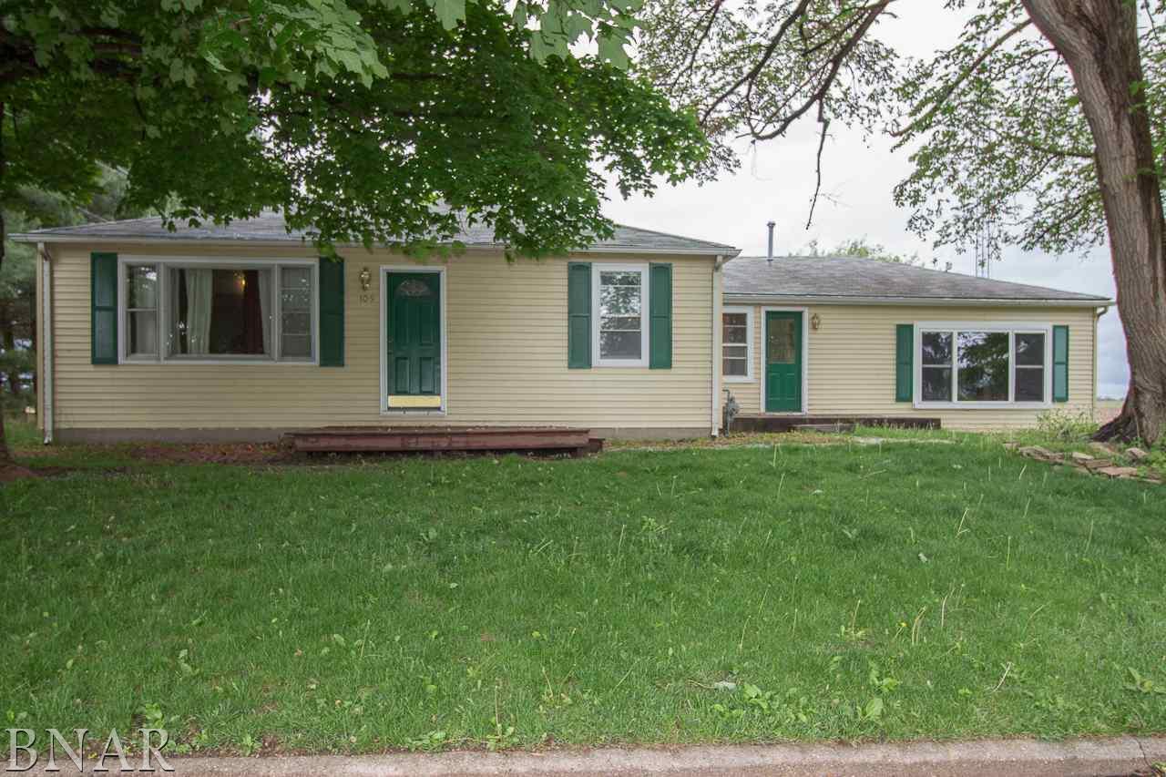 109 North, Armington, IL 61721
