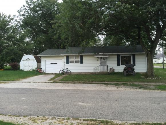 101 E North St., Kansas, IL 61933