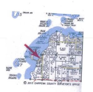 TBD Sune-Bucht, Drummond Island, MI 49726