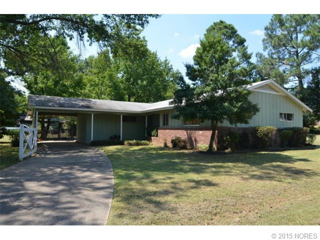 901 W Commercial Street, Haskell, OK 74436