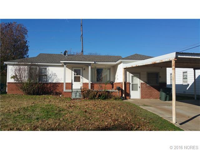 616 S Cedar Street, Bristow, OK 74010