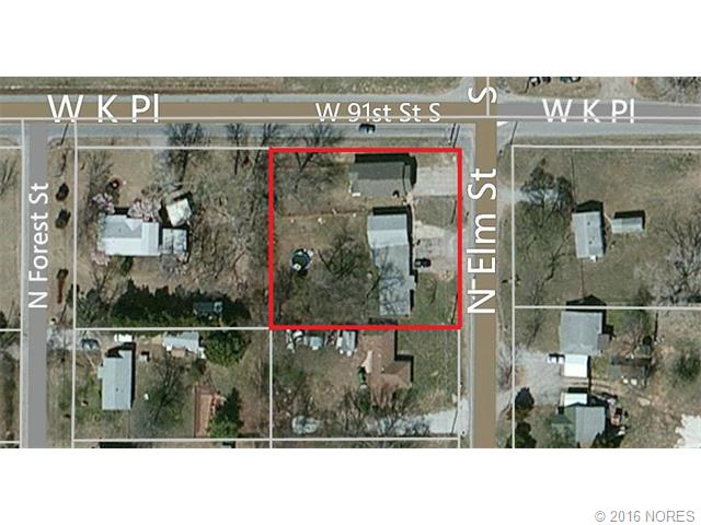 554 N Elm Street, Jenks, OK 74037