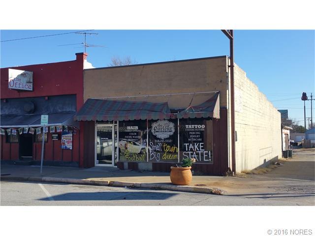107 N Main Street, Sand Springs, OK 74063