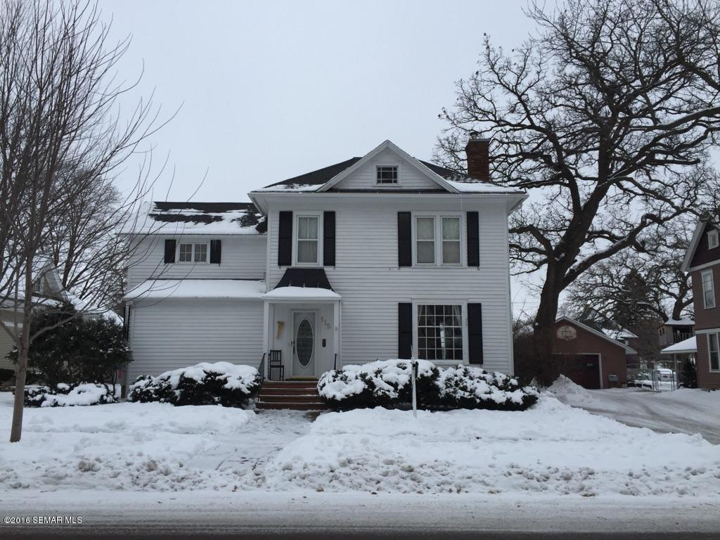 115 W Rice Street, Owatonna, Minnesota 55060