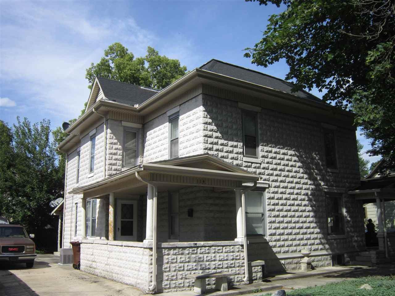 110-112 - 114 W 2nd Street, Auburn, IN 46706