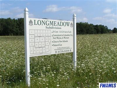4974 S Longmeadow Dr, Columbia City, IN 46725