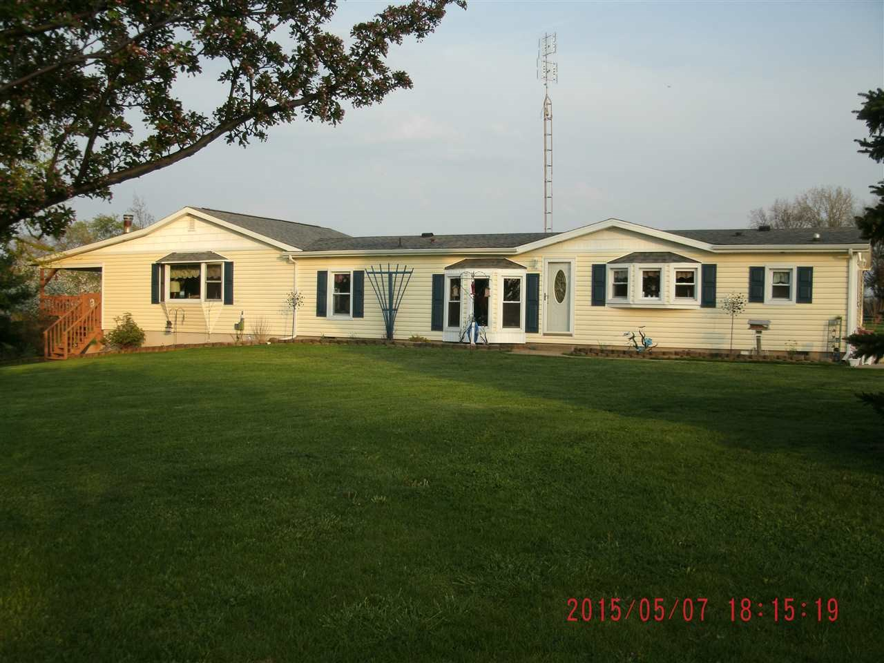 4630 N 900 W, Orland, IN 46776