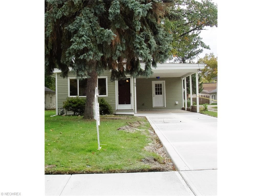 84 East South St, Painesville, OH 44077