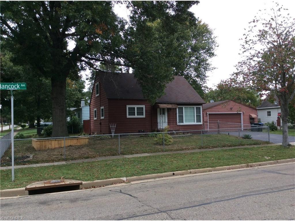 883 Hancock Ave, Akron, OH 44314