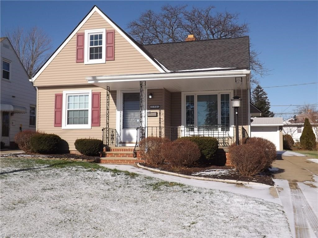 11901 Derby Rd, Garfield Heights, OH 44125