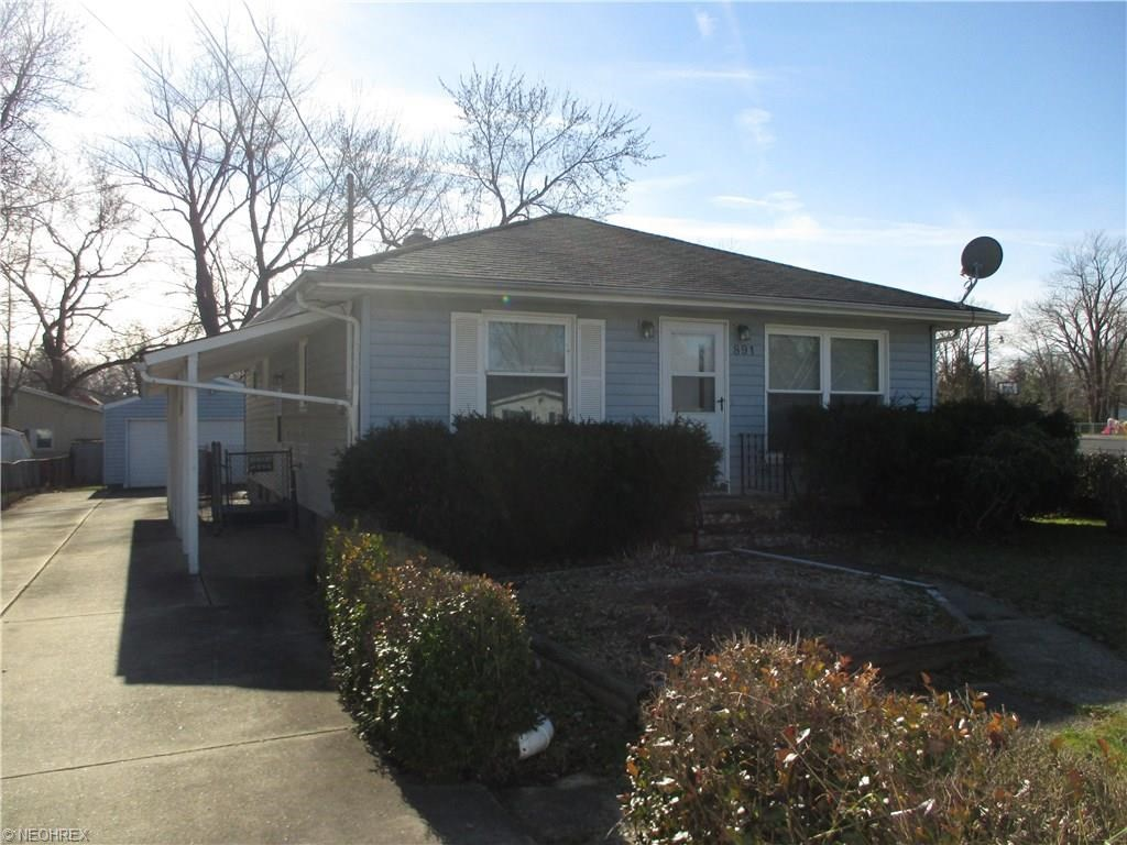 891 Orchard Ave, Aurora, OH 44202