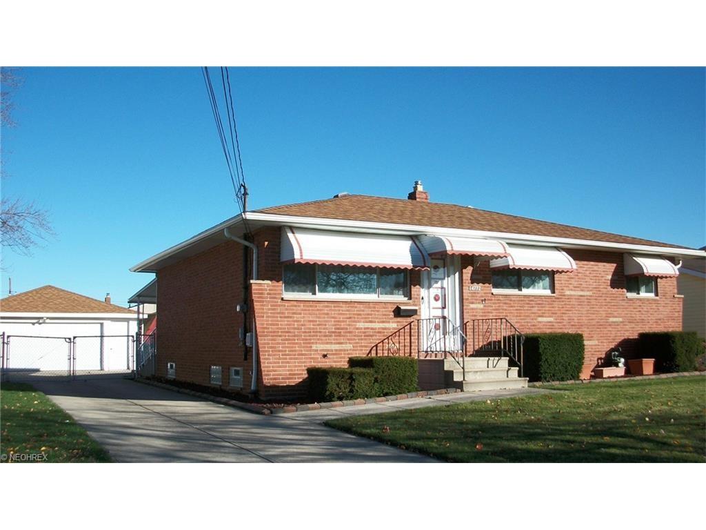 14772 Larkfield Dr, Brook Park, OH 44142