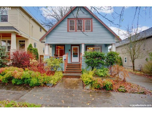 4018 SE Bybee, Portland, OR 97202