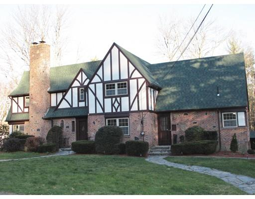 7 Old Brook Drive, Worcester, MA 01609