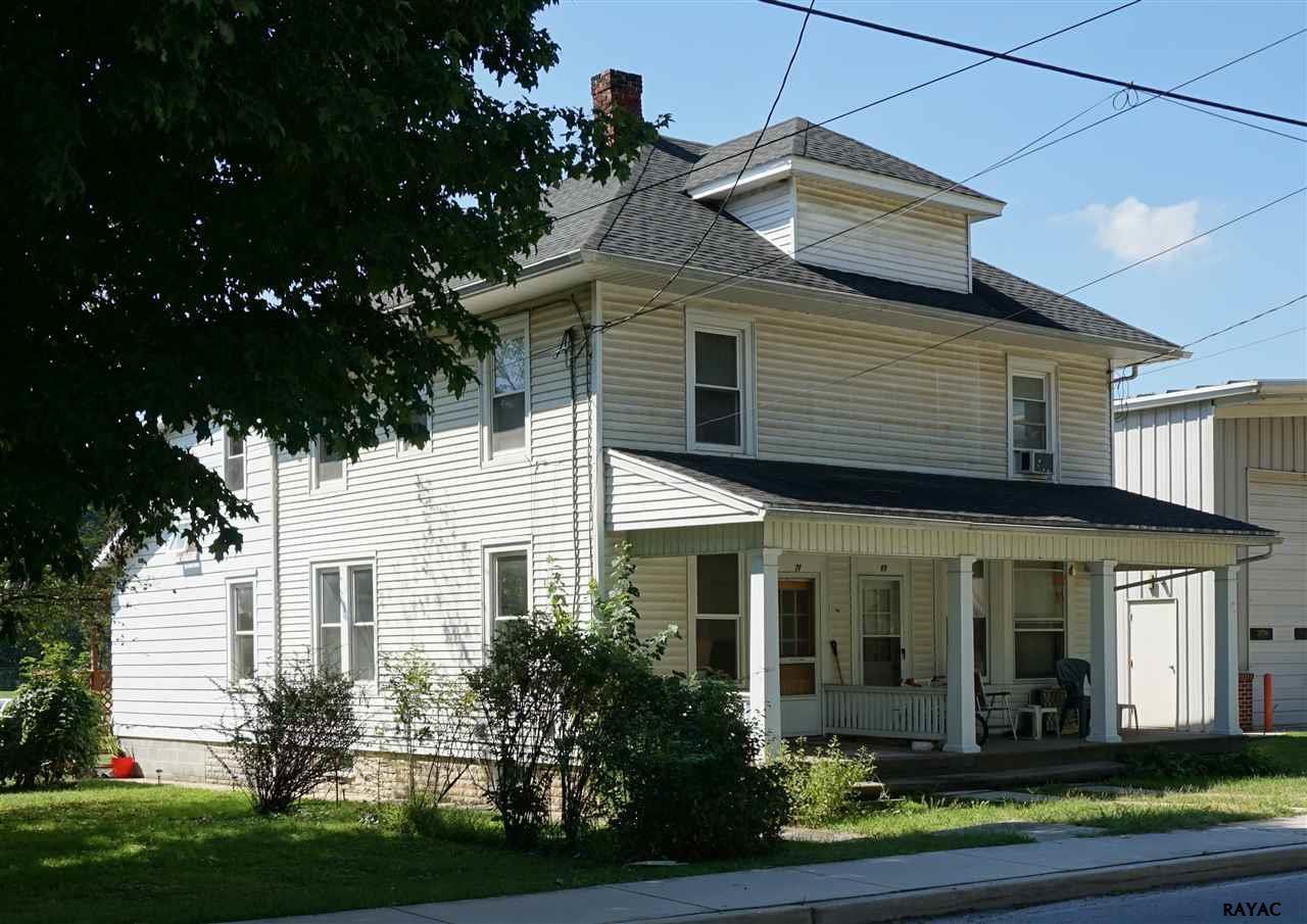 69,71,71A Main Street, Felton, PA 17322