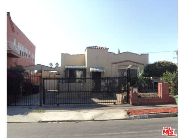 2201 S Harcourt Ave, Los Angeles, CA 90016