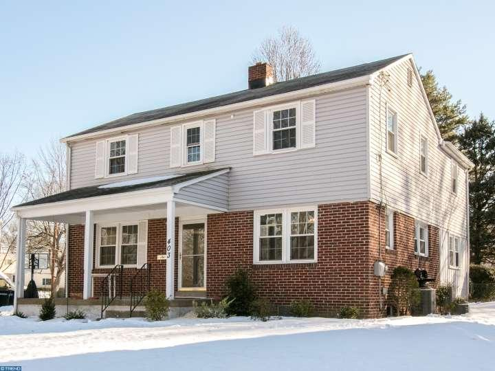 403 Ivywood Ave, Haddon Township, NJ 08033