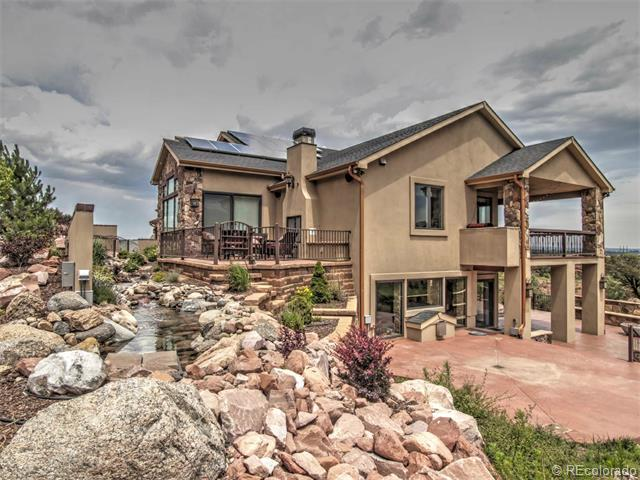 261 Crystal Valley Road, Manitou Springs, CO 80829