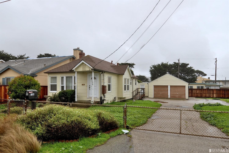 106 Bella Vista Avenue, Pacifica, CA 94044