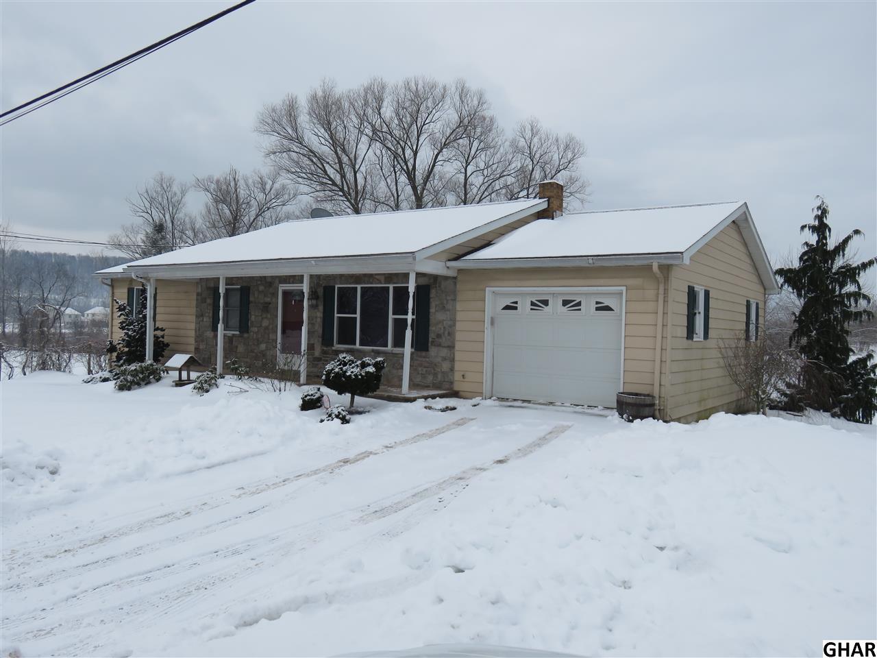 206 White Top Rd, Freeburg, PA 17827