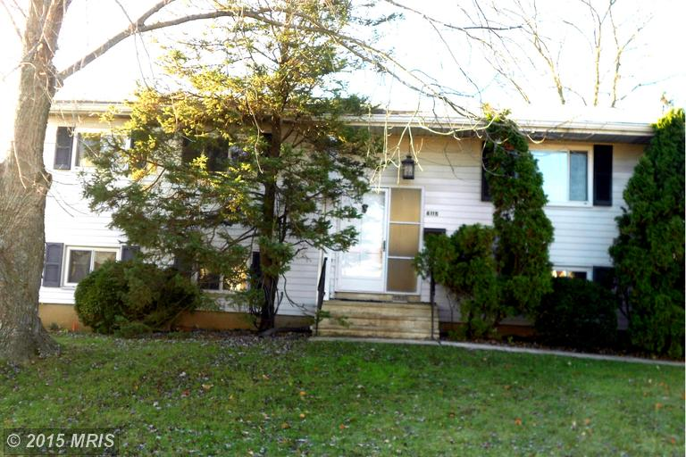 6115 Deerbrook Road, Catonsville, MD 21228