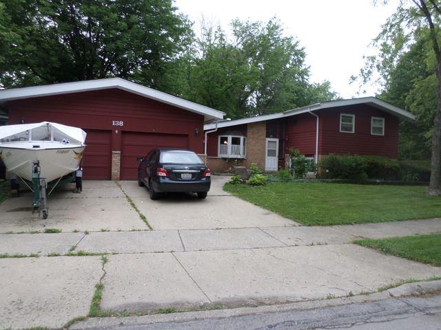 138 Warwick Street, Park Forest, IL 60466