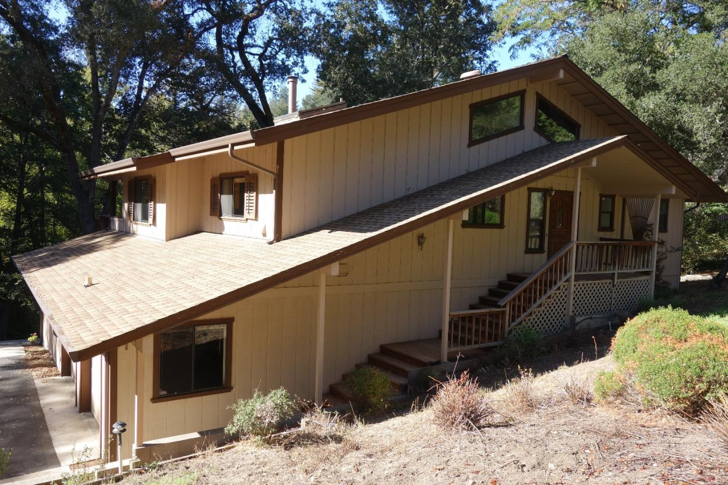 9815 Brookside Ave, Ben Lomond, CA 95005