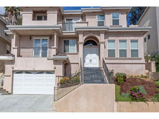 1027 De La Fuente Street, Monterey Park, CA 91754