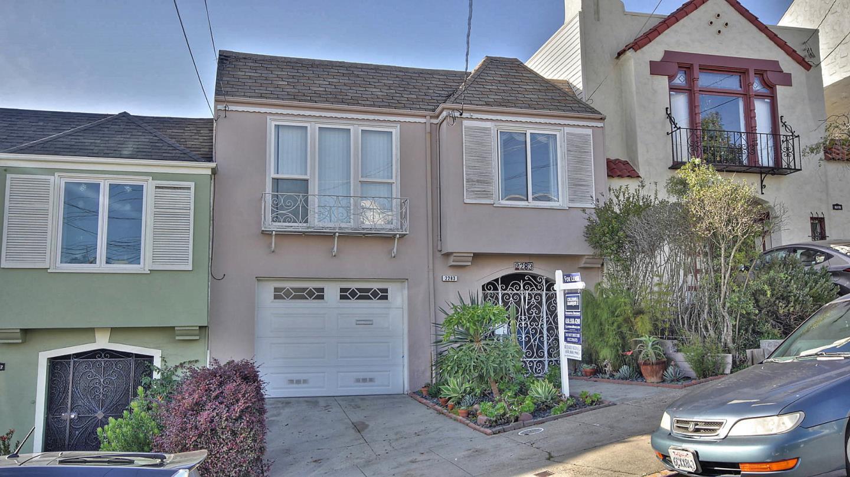 2283 27th Ave, San Francisco, CA 94116
