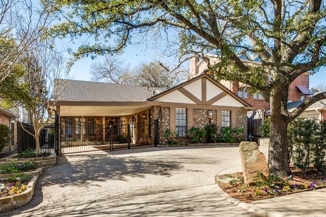 2815  Lawtherwood Place, Dallas, TX 75214