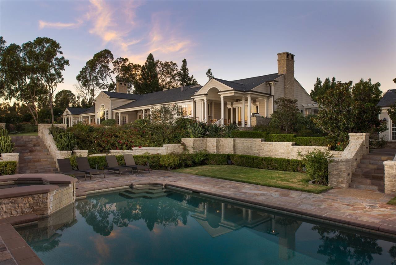 6635  Las Arboledas, Rancho Santa Fe, CA 92067